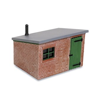 Lineside Hut (Brick type)