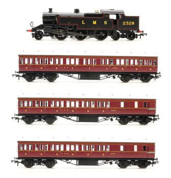 LMS Suburban Passenger Train Pack - Limited Edition