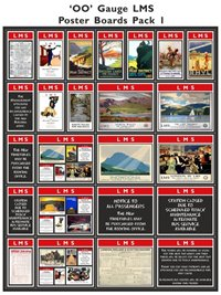 LMS Poster Boards Pack 1
