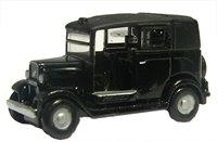 Oxford Diecast NAT001 Black Austin Taxi