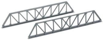 Truss Girder Bridge Sides x4