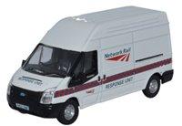 Oxford Diecast 76FT022 Ford Transit Mk5 LWB High Network Rail Response Unit (C)