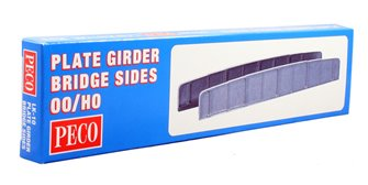 Lineside Kit - Plate Girder Bridge Sides