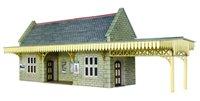 Stone Built Wayside Station Shelter