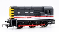 RailRoad BR 0-6-0 Class 08 673 Intercity Diesel Shunter Locomotive
