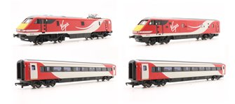 Hornby R3501 Virgin East Coast Train Pack - Limited Edition