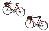 Hornby Skaledale Bicycles - 2 per pack