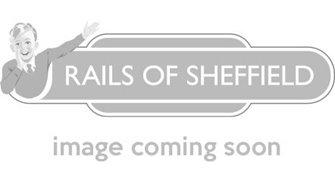 Finescale single slip (code 75 rail).