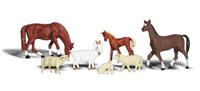 Scenic Accents - Livestock - HO Scale