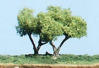 Forked Trees 2 ¼ inch (Pack of 4)