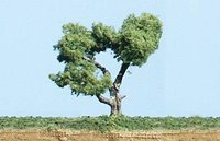 Double Fork Trees 3 ½ inch (Pack of 2)
