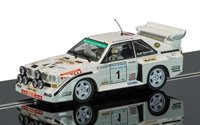 Audi Sport Quattro S1 1985 Rally Ulster Slot Car