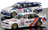 Touring Car Legends Twinpack - Ford Sierra RS500 and BMW E30
