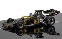 Legends Lotus 72 No.2 JPS Limited edition Slot Car