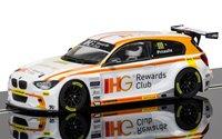 BTCC BMW 125 Series 1 2015 IHG Andy Priaulz No.111 Slot Car