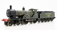 SR Green Class T9 4-4-0 Steam Locomotive #116