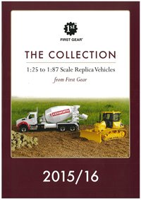 First Gear 2015/2016 Collection Catalogue