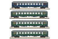 DB Era III Express Train Passenger Car Set