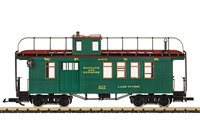 LGB WP&YR Drovers Caboose White Pass