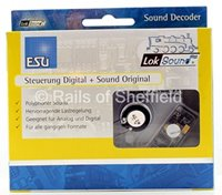 "Loksound v4.0 Steam ""A4 Pacific Class, Union of South Africa"" Digital Sound Decoder with Speaker - 21 pin"