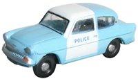 Police Panda Ford Anglia