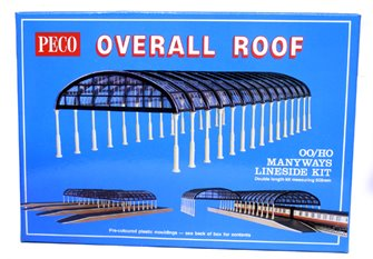 Overall Roof Lineside Kit