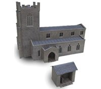 Parish Church Building Kit