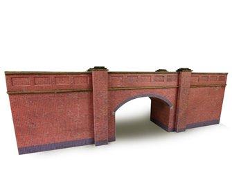 Metcalf Brick Railway Bridge N Scale