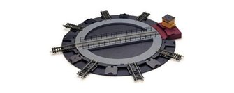 Motorised/Electrically operated turntable