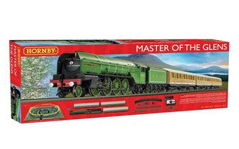 'Master of the Glens' Electric Train Set