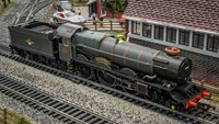 Hornby R3384TTS BR 4-6-0 'King George I' 6000 King Class, Late BR with TTS Sound