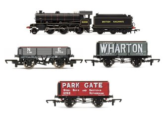 Peppercorn 2-6-0 K1 Class Freight Pack (North of England late 1940s)