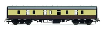 BR Chocolate/Cream Mk1 Parcels Coach W81015