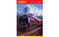 Hornby 63rd Edition 2017 Catalogue *2017 Range*