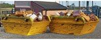 Hornby Skaledale Refuse Skips