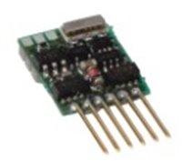 """Gold mini +"" 0.5/0.8A with NEM 651 plug 2 Function outputs"