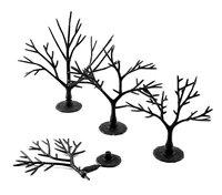 """57 Deciduous Tree Armatures 2"""" - 3"""" (5.08cm - 7.6cm)"""