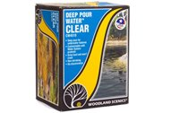 Woodland Scenics WCW4510 Clear Deep Pour Water
